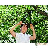 Сучкорез PowerGear™ плоскостной от Fiskars (S) (112200)1001555, фото 4