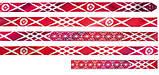 Лента Chacott ORIGINAL INFINITY RIBBON (5m) / Инфинити / Цвет:458.Garnet, фото 3
