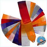 Лента Chacott ORIGINAL GRADATION RIBBON (5m) / Градация / Цвет: 784.Fire Orange, фото 2