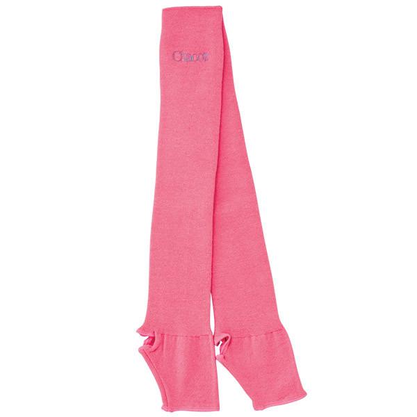 Гетры гимнастические Chacott LEG COVERS / One Size / Цвет: 043.Pink