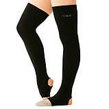 Гетры гимнастические Chacott LEG COVERS / One Size / Цвет: 043.Pink, фото 2