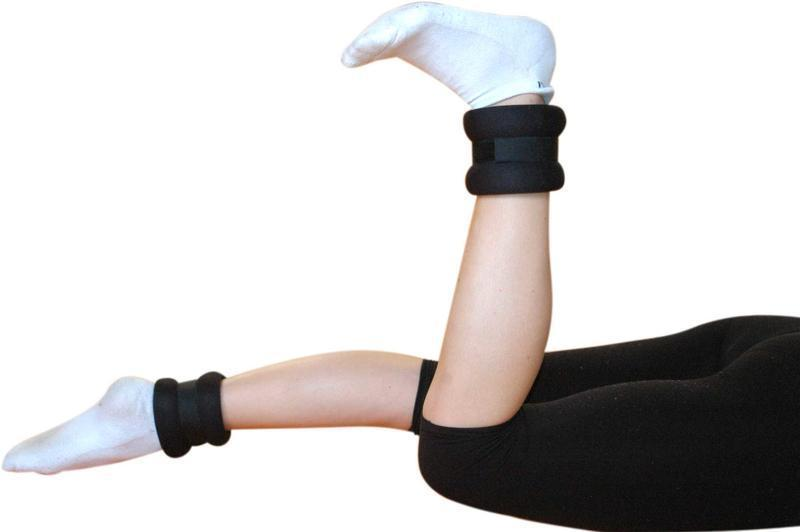 Утяжелители для рук и для ног PASTORELLI (Italy) / Цвет: Black / Вес: 2X1000 гр.