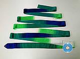 Лента Chacott ORIGINAL GRADATION RIBBON (6m) / Градация / Цвет: 737.Moss Green, фото 4