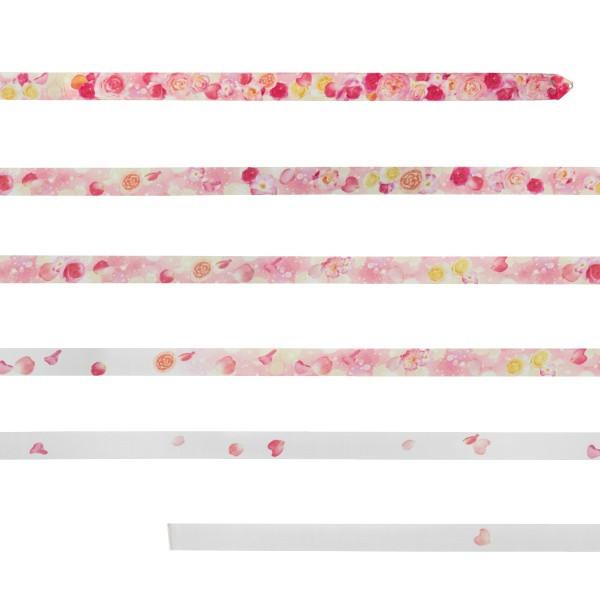 Лента Chacott ORIGINAL INFINITY RIBBON (6m) / Инфинити / Цвет: 445.Rose