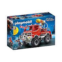 """Игровой набор """"Пожарная машина с водяной пушкой"""" Playmobil (4008789094667), фото 1"""