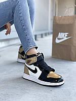 Женские кроссовки Nike Air Jordan. Стильные женские кроссовки Найк Аир Джордан. , фото 1
