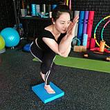Баланс блок для йоги и гимнастики, фото 6