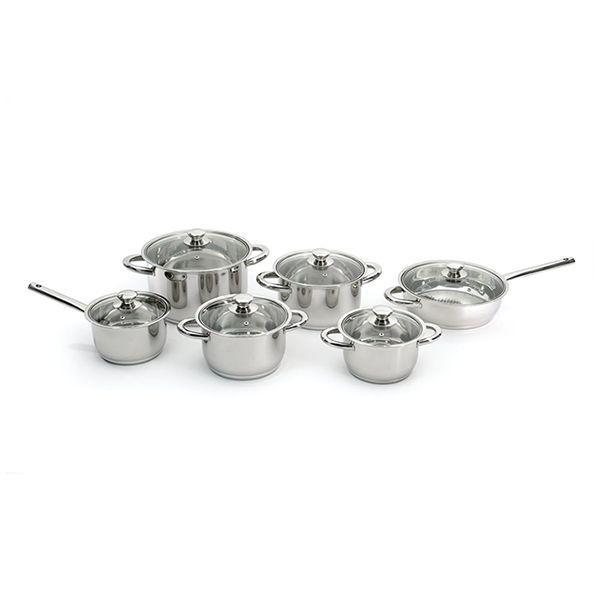 Набор посуды Berghoff Vision Premium 12 пр 1112100