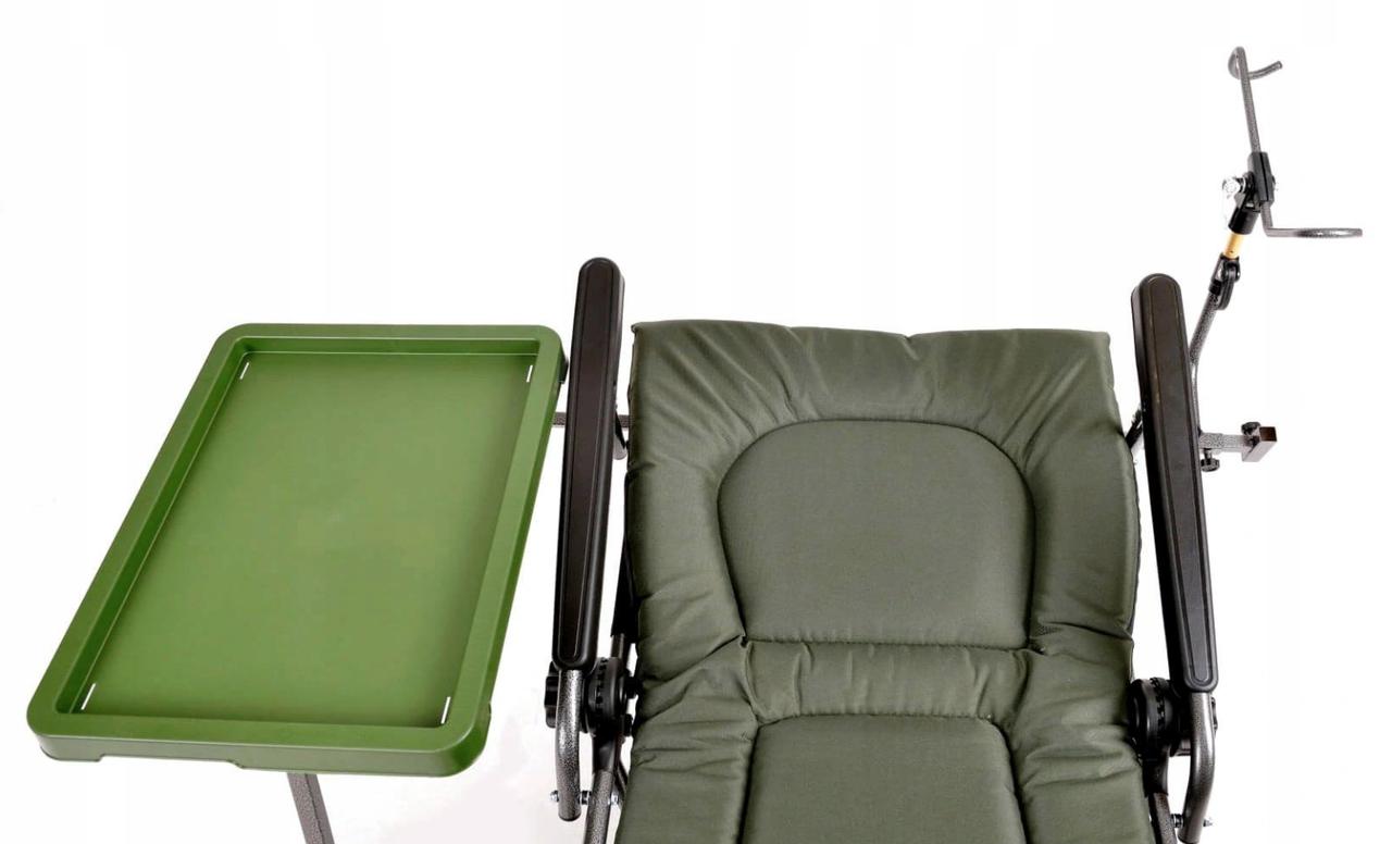 Обвес для кресла Elektrostatyk F5R (ST/P (стол зеленый (квадрат)+держатель+крепления))