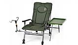 Обвес для кресла Elektrostatyk F5R (ST/P (стол зеленый (квадрат)+держатель+крепления)), фото 3