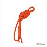 Скакалка Chacott ORIGINAL GYM ROPE (NYLON) 3м Цвет: 083.Orange, фото 3