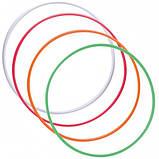 Обруч гимнастический Chacott ORIGINAL JUNIOR HOOP / Юниорский / (650mm) Цвет: 083.Orange, фото 3