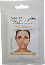 Альгинатные маски Mila