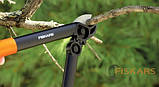 Cучкорез PowerGear™ контактный от Fiskars (S) L31 (112170) 1000581, фото 5