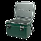 Термоящик зелёный 6,6L ADVENTURE Stanley (Стенли) (10-01622-003), фото 5