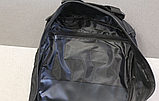Тактический (городской) рюкзак Oxford 600D с системой M.O.L.L.E 40 л. Black (ta40 черный), фото 4