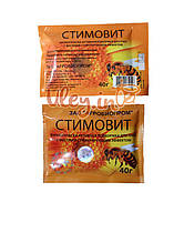 Стимовит (цветочная пыльца, глюкоза, экстракт чеснока) — 40 г. (8 доз)