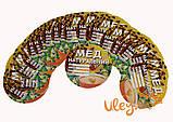 Этикетка «Мед натуральный» диаметр 11см (самоклейка), фото 4