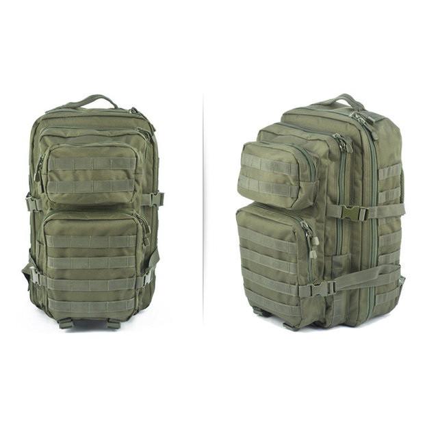 Штурмовой (тактический) рюкзак ASSAULT S Mil-Tec by Sturm Olive 36 л. 14002201