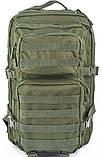 Штурмовой (тактический) рюкзак ASSAULT S Mil-Tec by Sturm Olive 36 л. 14002201, фото 4