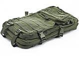Штурмовой (тактический) рюкзак ASSAULT S Mil-Tec by Sturm Olive 36 л. 14002201, фото 5