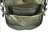 Штурмовой (тактический) рюкзак ASSAULT S Mil-Tec by Sturm Olive 36 л. 14002201, фото 6