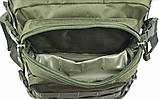 Штурмовой (тактический) рюкзак ASSAULT S Mil-Tec by Sturm Olive 36 л. 14002201, фото 7