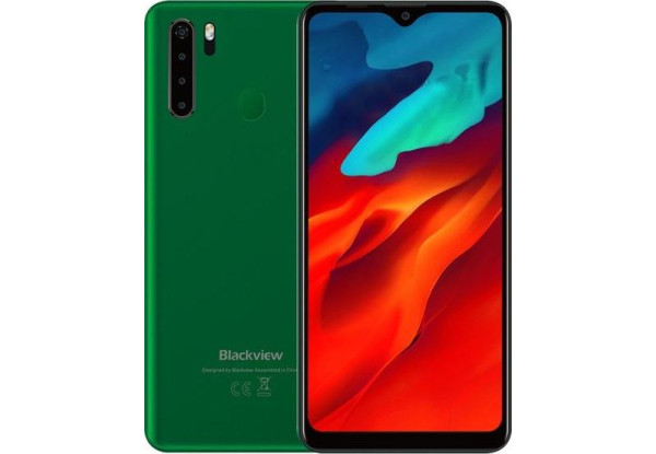 Blackview A80 Pro green