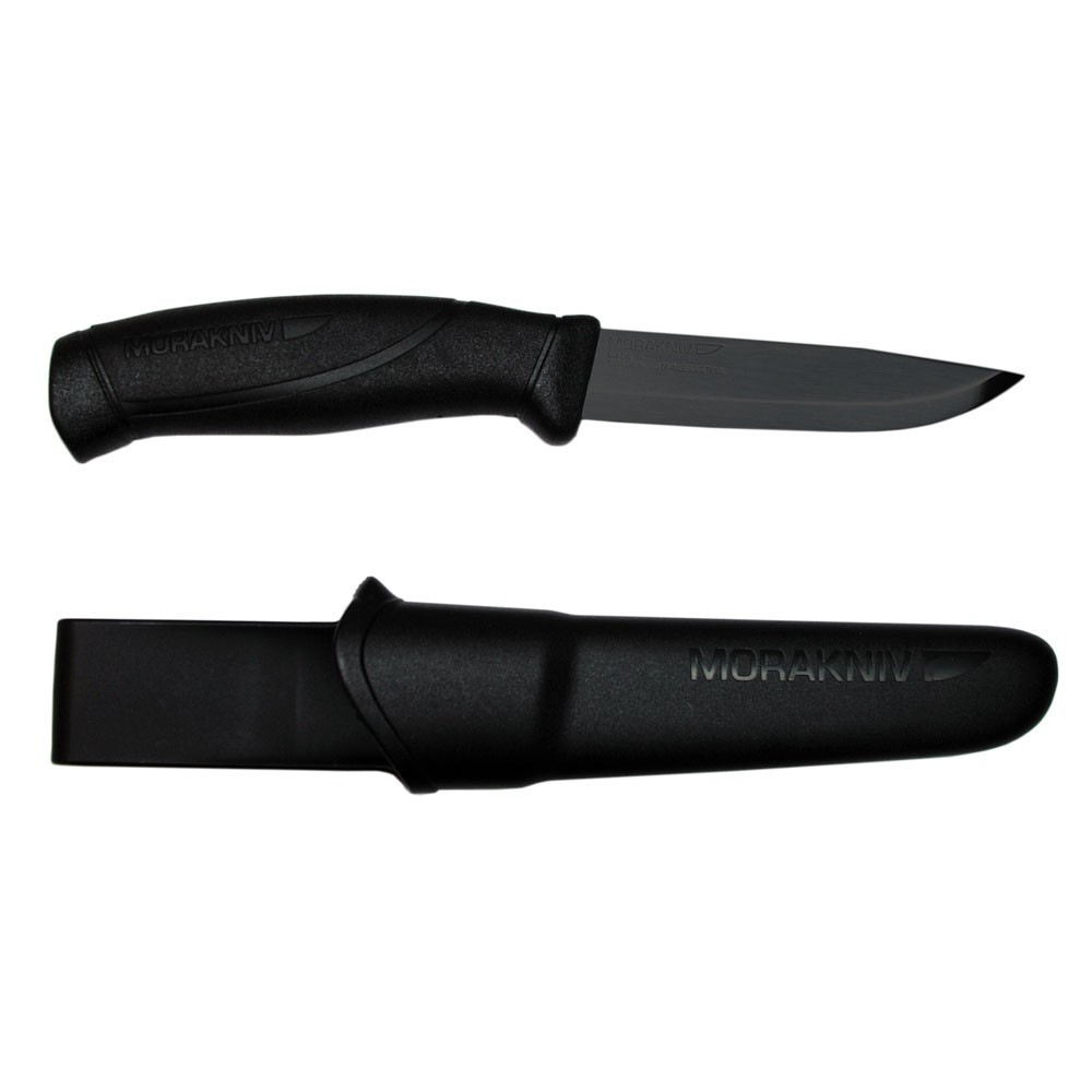 Нож Mora Companion Blackblade 12553