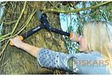 Сучкорез PowerStep™ контактный от Fiskars(112850) 1000585, фото 5