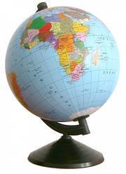 Глобус політичний (діаметр 26 см)