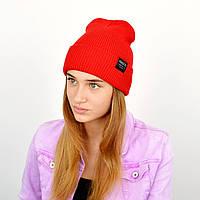 Шапка хлопковая К-1430 Красный, фото 1
