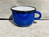 Кружка эмалированная 0,25л 0102/4 Цветная Idilia, фото 1