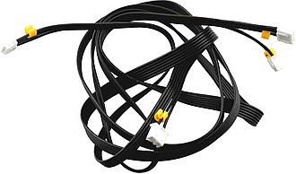 Ender-5 Y-motor cable with limit (Yelectrical line plus limit line L1000 mm) Кабель мотора осі Y