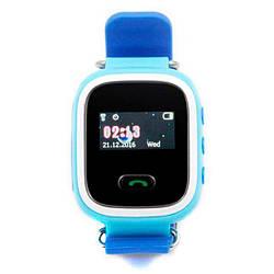Смарт-годинник дитячі GOGPS K11 Blue (з можливістю здійснення дзвінків)