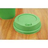 Чашка керамическая кружка Starbucks Green 008, фото 3