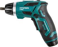 Аккумуляторная отвертка Hyundai A 3600Li (1.3 А/ч, 3.6 В)