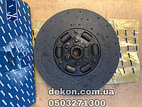 Диск сцепления ведомый ЯМЗ 238-1601130   производство ЯМЗ, фото 1