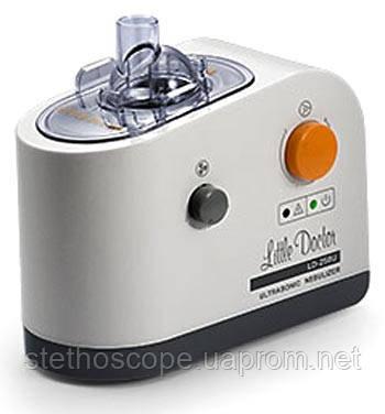 Ингалятор ультразвуковой LD-250U для использования дома и в клинике. Высокопроизводительный и бесшумный