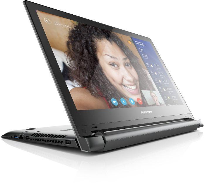 Ноутбук Lenovo IdealPad Flex 2-14-Intel- i5-4210U-1,7GHz-4Gb-DDR3-500Gb-HDD-W14-IPS-FHD-Touch-Web-NVIDIA  GT