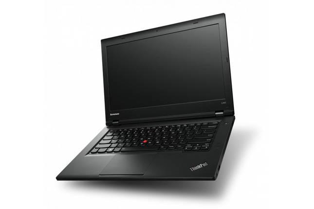 Ноутбук Lenovo ThinkPad L440-Intel Core i5-4200M-2,5GHz-4Gb-DDR3-500Gb-HDD-W14-Web--(B)- Б/У, фото 2