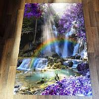 Панно на керамической плитке - Водопад