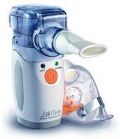 Мэш-ингалятор LD-207U ультразвуковой. Позволяет использовать гормональные препараты, антибиотики, мин. воды, фото 1