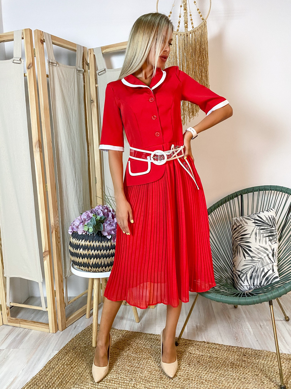 Платье нарядное влю655