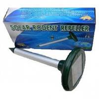 Отпугиватель кротов грызунов на солнечной батарее