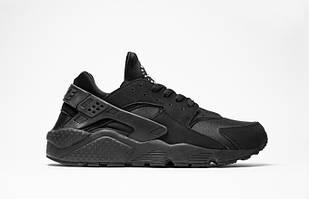 Кроссовки  Nike Air Huarache OG All Black