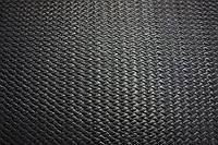"Резина подметочная для обуви ""КОСИЧКА""(2 сорт) 500*650 т. 2,5 мм. черн."