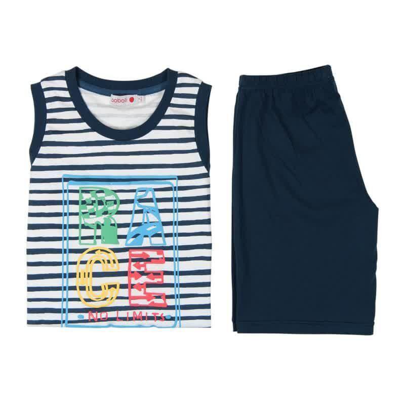 Пижама для мальчика Boboli 935029/9731 рост 110