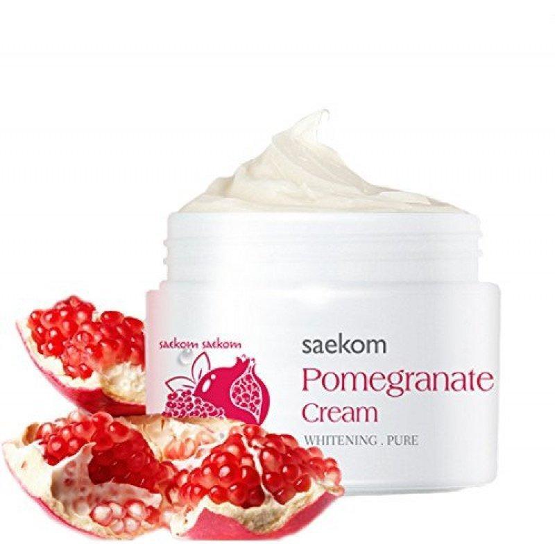 Крем для лица с экстрактом граната The Skin House Pomegranate Cream, 50 мл
