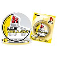 Леска моно зимняя SALMO HI-TECH ICE YELLOW 30м 4942-022